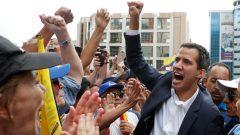 خوان غوايدو، رئيس فنزويلا بالوكالة المعترف به من طرف كندا والولايات المتحدة والاتحاد الأوروبي ودول أخرى - Radio Canada