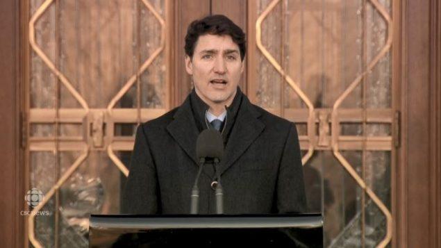 جزستان ترودو، رئيس الحكومة الكندية - CBC