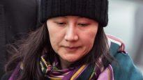 مينغ وانجو، المديرة المالية لشركة هواوي الصينية - Darryl Dyck /The Canadian Press