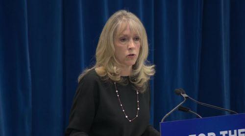 ميريلي فولرتون، وزيرة التدريب والكليات والجامعات في مقاطعة أونتريو - Radio Canada