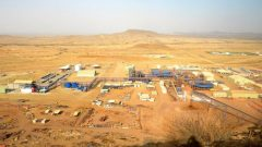 تمتلك شركة نفسون ريسورسز 60 بالمئة من منجم بيشا في اريتريا/Nevsun Resources