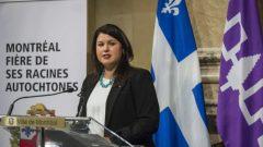 ماري-إيف بورديلو ، مفوضة العلاقات مع الشعوب الأصلية في مدينة مونتريال - Ville de Montréal