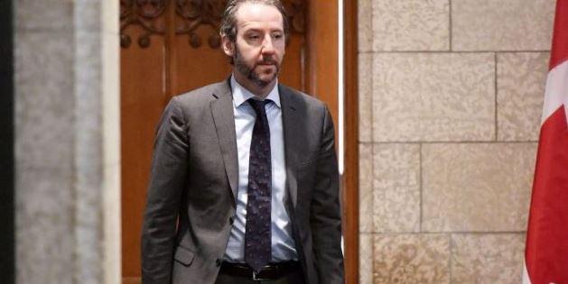 جيرالد باتس المستشارالسابق لرئيس الحككومة الكندية - The Canadian Press / Justin Tang