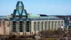 واجهة متحف الفنون الجميلة في كندا (أوتاوا) - Emily Chung CBC