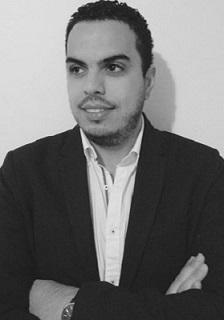 """رؤوف فرّاح، باحث سياسي في جامعة أوتاوا وعضو في حركة """"ابتكار"""" الجزائرية - Photo : Facebook"""