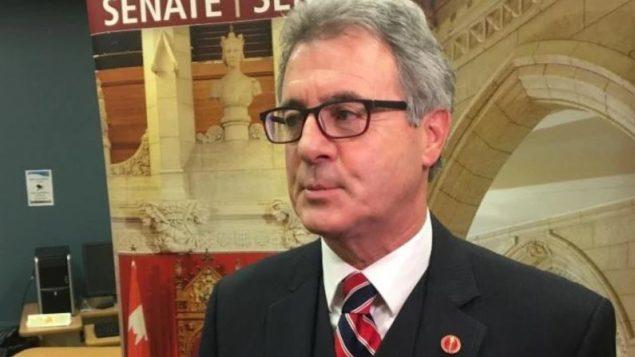 مايكل ماكدونالد عضو مجلس الشيوخ الكندي/ CBC/هيئة الاذاعة الكنديّة