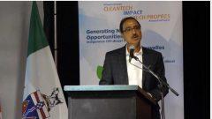 وزير الموارد الطبيعيّة الكندي امارجيت سوهي/Radio-Canada / Nelly Albérola