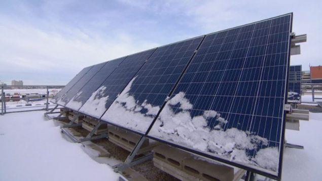 المحطّة الكهروضوئيّة لتوليد الطاقة في كالغاري ستكون الأكبر من نوعها في الغرب الكندي/Radio-Canada