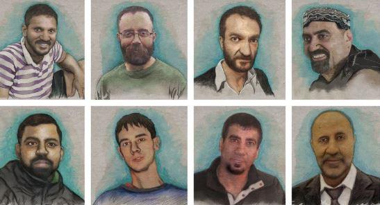ضحايا القاتل المتسلسل بروس ماك آرثر/Radio-Canada / John Fraser/CBC News