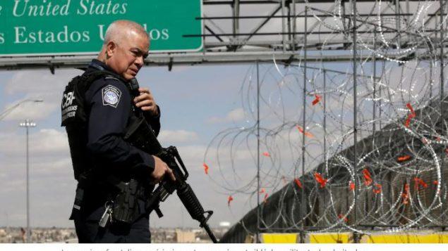 خدمات الحدود الأميركية تعتمد لائحة من ناشطين لاستجوابهم وتوقيفهم/رويتر