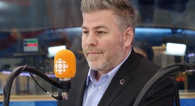 الزعيم المرحلي للحزب الكيبيكي باسكال بيروبيه/راديو كندا