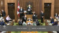 جلسة ماراثونيّة في مجلس العموم الكندي استمرّت لساعات طويلة/CBC/هيئة الاذاعة الكنديّة