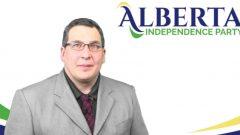 ديف بيوركمان، الزعيم المؤقت لحزب استقلال ألبرتا - Alberta Independence Party Website