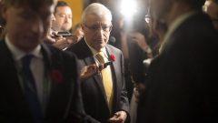 وزير مالية أونتاريو فيك فيديلي يقدم موازنته في الحادي عشر من إبريل/راديو كندا