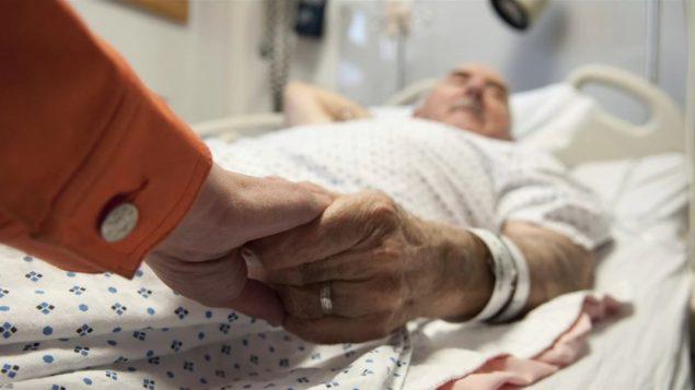 تمثل المساعدة الطبية على الموت حوالي 1 ٪ من مجموع الوفيات في كندا سنويا - iStock / iStock