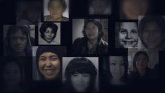 لوحة لذكارية لصور النساء المفقودات أوالمقتولات من السكان الأصليين - CBC