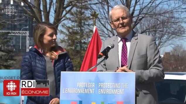 مارك غارنو، وزير النقل الكندي - Radio Canada