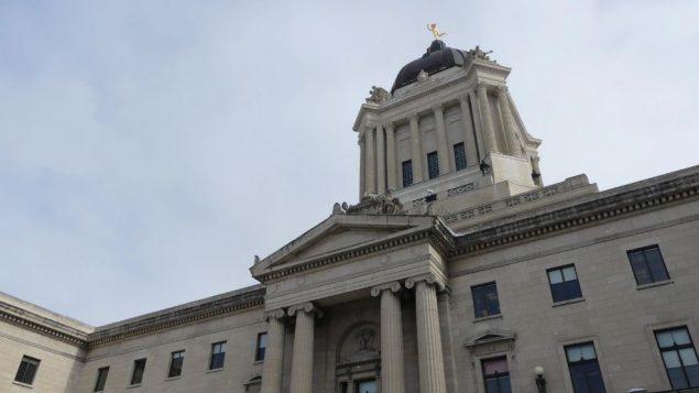 مبنى المجلس التشريعي في مقاطعة مانيتوبا - Radio Canada