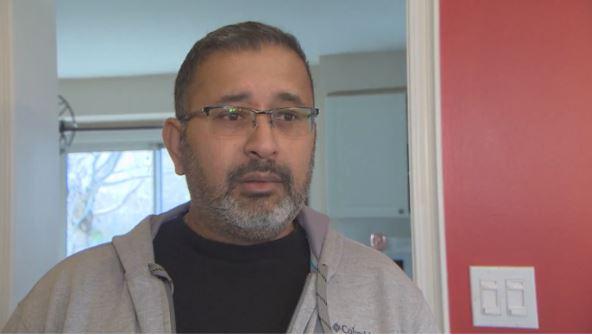 الكندي السريلانكي رام سيلفاراجا أعرب عن قلقه على أهله والأصدقاء في الوطن الأم سريلانكا/Radio-Canada