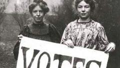 حصلت المرأة في مقاطعة نيوبرنزويك على حقّها في التصويت قبل 100 عام/ L'Encyclopédie canadienne