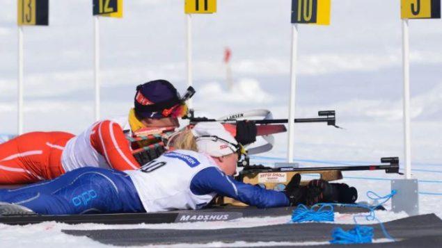 يشارك في الألعاب القطبية الشتوية في وايتهورس أكثر من 1.800 رياضي. وساتطم بين 15 و21 مارس آذار 2020 – Bo. O. Kristensen / AWG 2016