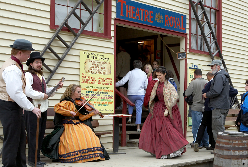 مسرح باركرفيل