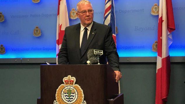 بيل بليبر، الوزير الفدرالي لأمن الحدود و الحدّ من الجريمة المنظمة - Radio Canada / Benoît Ferradini