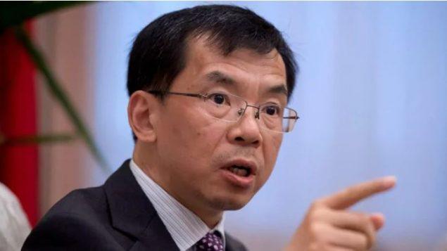 لو شاي، سفير الصين لدى كندا - Justin Tang / Canadien Press