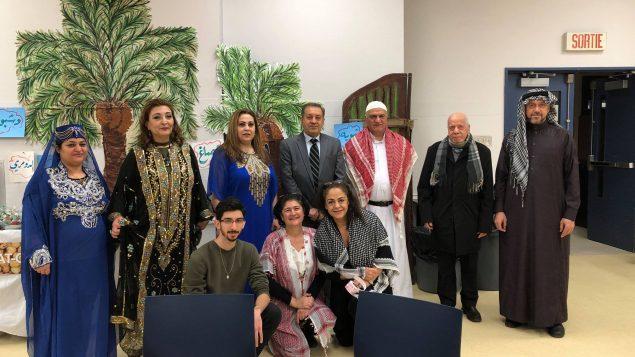 مهرجان الدربونة واحد من الأنشطة التي يقيمها مركز الجالية العراقيّة في مونتريال/مركز الجالية العراقيّة