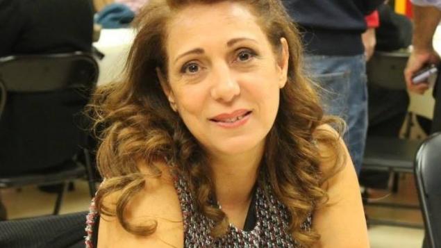 ضُحى الحنّاوي تفتخر بانتمائها إلى شعوب حوض البحر الأبيض المتوسط /صفحة الفيسبوك للسيدة الحناوي