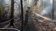 حرائق الغابات تهدّد مدينة هاي ليفيل في شمال مقاطعة ألبرتا/Chris Schwarz/Government of Alberta