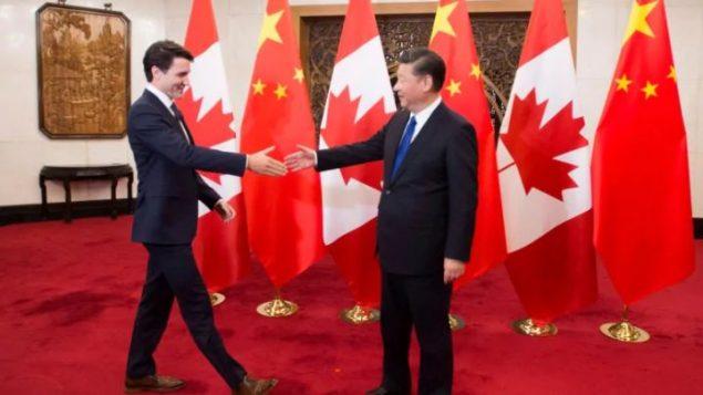 جوستان ترودو، رئيس الحكومة الكندية التقى بالرئيس الصيني شي جينبينغ في ديسمبر كانون الأول الماضي - Sean Kilpatrick / Canadian Press