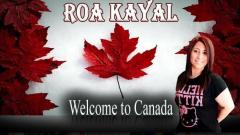 أطلقت روئ الكيال موقعا الكترونيا وصفحة على فيسبوك مضطلعة بمهمة نشر كل مفيد من أصغر تفصيل إلى أكبره للواصلين الجدد إلى كندا/الصورة مقدّمة من السيدة كيّال