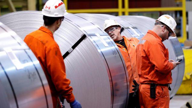 إزالة رسوم الفولاذ والألومينيوم مُريحة لكندا لكن الحمائية الأميركية لا تزال تقلقها