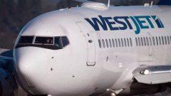تأسست شركة ويست جيت للطيران في عام 1996 ويقع مقرّها في مدينة كالغاري - The Canadian Press / Darryl Dyck