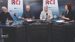 أسرة القسم العربي وضيف البرنامج الأب الياس زحلاوي في 24-05-2019/RCI