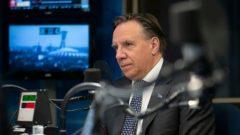 فرانسوا لوغو، رئيس حكومة كيبيك - Ivanoh Demers/Radio-Canada