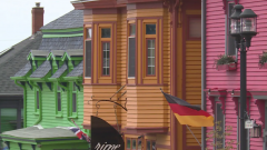 مدينة لوننبورغ في نوفا سكوشا مدرجة على لائحة اليونيسكو للتراث العالمي/ Radio-Canada