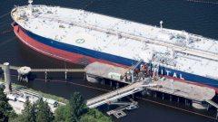 ناقلات النفط التي تزيد حمولتها على 12500 طنّ متري ممنوعة من الابحار في سواحل بريتيش كولومبيا الشماليّة/Jonathan Hayward/CP