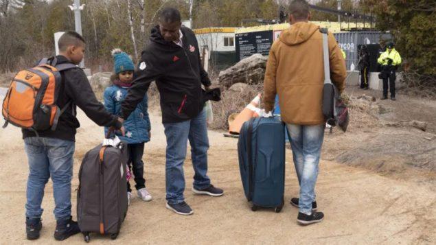 استقبلت كندا عام 2018 أكبر عدد من اللاجئين المعاد توطينهم حسب تقرير أممي/Paul Chiasson/CP