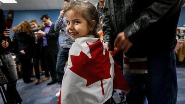 كندا احتلّت الصدارة العالميّة باستقبالها أكبر عدد من اللاجئين المعاد توطينهم عام 2018/Getty Images / Richard Lautens