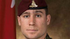 الجندي الكندي باتريك لابري لقي مصرعه خلال تمارين بالمظلّة في بلغاريا/National Defence