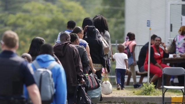 أكثر من خمسة وخمسين ألف شخص طالبوا بحق اللجوء إلى كندا في عام 2019/رويترز كريستين موشي