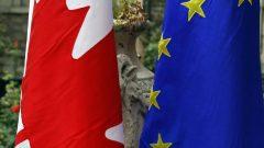 التبادل التجاري الحرّ في صلب مباحثات القمّة الكنديّة الأوروبيّة في مونتريال/Patrick Kovarik/ AFP