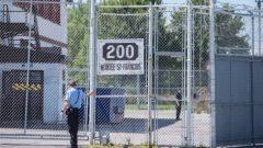 مركز الاحتجاز التابع لوكالة خدمات الحدود الكندية في لافال (كيبيك) - Graham Hughes / The Canadian Press