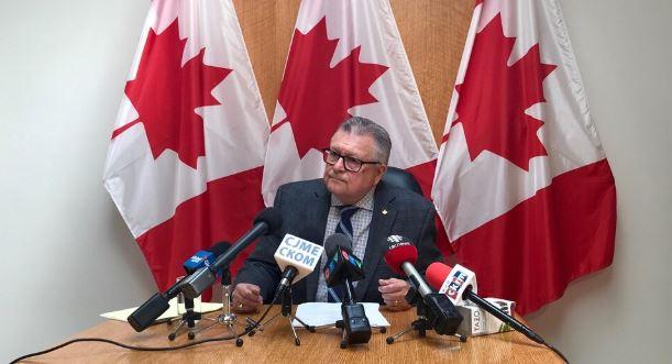 وزير الأمن العام الكندي رالف غوديل اطلع على مخاوف رئيس اللجنة الاستشارية/مات هوارد