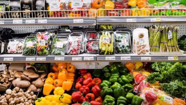 دليل الغذاء الكندي: الخضار والفاكهة في الأولويّات