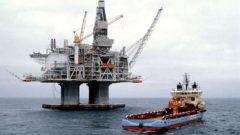 منصّة النفط هيبيرنيا قبالة سواحل نيوفاوندلاند الأطلسيّة في الشرق الكندي/CBC/ هيئة الاذاعة الكنديّة