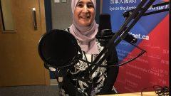 د. حوريّة حمزاوي استاذة تعليم الرياضيّات في جامعة كيبيك في أبيتيبي تيميسكامانغ/RCI