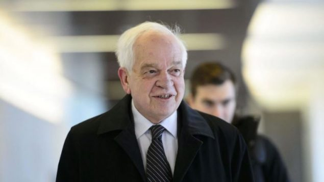 جون ماكالوم، سفير كندا السابق لدى الصين/ - Sean Kilpatrick/Canadian Press
